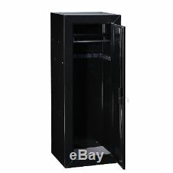 14-Gun Convertible Heavy Duty Security Cabinet Locker Rifle Cabinet Storage Safe
