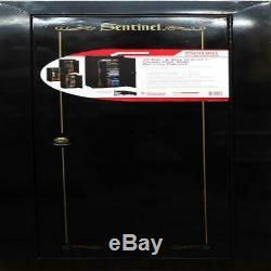 18 GUN CABINET Safe Vault Storage Convertible Locker Shelf Rack Firearm Shotgun