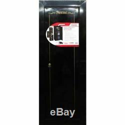 18 Gun Security Cabinet Stack on Rifle Safe Storage Locker Shotgun Firearm Lock