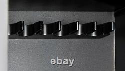 20-Gun Fully Convertible Steel Gun Security Cabinet Locker Storage Rifle Safe