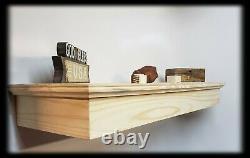 47 Stain Yourself Hidden Gun Storage Shelf Secret Concealment Cabinet Safe