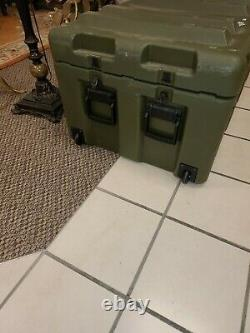 ARMY Long Gun Lockable Storage Case like Pelican 52 long 27 wide 20 deep