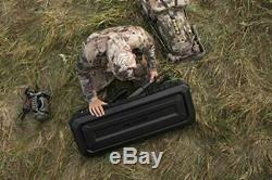 All Weather Gun Case Hard Shell Rifle Scope Storage Safe Box Waterproof Tactical