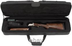 Break Down Shotgun Case Soft Bag Gun Storage Carrying Hunting Black Breakdown