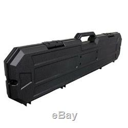 CONDITION 1 Single Gun Tactical Case Storage Carry Rifle Shotgun Two Scope New