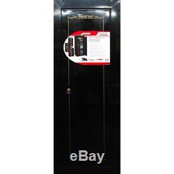 Convert 18 Gun Security Cabinet Safe Rifle Gun Ammo Adjustable Storage Shelves