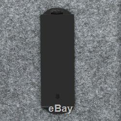 Fingerprint Biometric Gun Safty Box Firearm Rifle Storage Cabinet Touch Screen