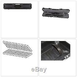Flambeau Single Gun Tactical Case Storage Carry Rifle Shotgun Scope Padded