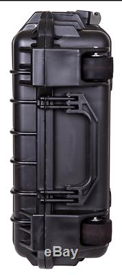 Flambeau XL 50 Gun Rifle HD Storage Case with Foam 5213AWF