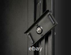Fortress 20-Gun Large Security Cabinet Lock Safe Steel Rifle Shotgun Storage