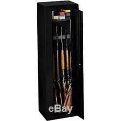GUN SAFE 10 Gun Cabinet Rifle Shotgun Firearms Ammo Storage Locker