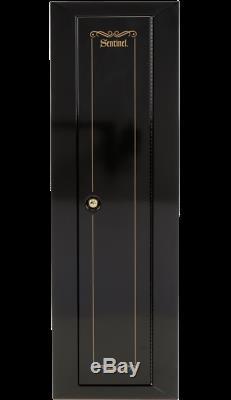 Gun Cabinet 10 Rifle Shotgun Firearms Ammo Stack On Storage Security Locker NEW