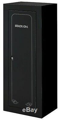 Gun Cabinet Safe Vault Rifle Storage Security Guns Rifles Shotgun Firearm Locker