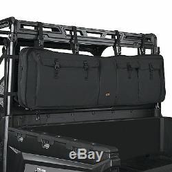Gun Rack For UTV Rifle Shotgun Holder Storage Case Padded Cover Hunting New