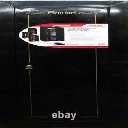 Gun Safe Cabinet 18 Rifle Security Storage Locker Shelf Shotgun Pistol Home ammo