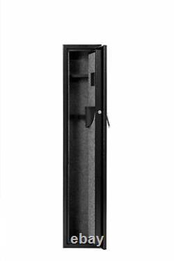 Gun Safe Rife Firearm Storage Biometric Fingerprint/ Digital Security Cabinet