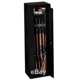 Gun Safe Security Cabinet 10 Rifle Storage Locker Vault Heavy Large Closet Steel