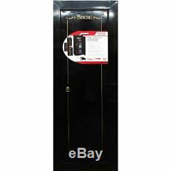 Gun Security Cabinet 18 Rifle Storage Steel Locker Fully Convertible Key Lock