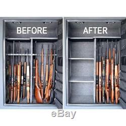 Gun Storage Solutions Rifle Rod Starter Kits