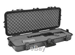Hard Waterproof Carry Case for Rifle Scope Tactical Gun Storage Foam Air Travel
