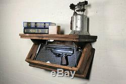 Hidden Compartment Tactical Gun Concealment Shelf 23 x 9.25 Hidden Gun Storage
