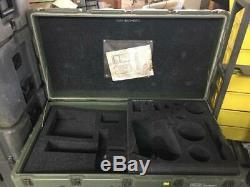 Military Hardigg Storage Container 44 X 24 X 12 Hinged Job Tool Box B Gun Case