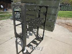 Military Surplus Rack Storage Small Arms Rifle Gun M-15 Mk19 Mod 3 40 MM Gmg Us