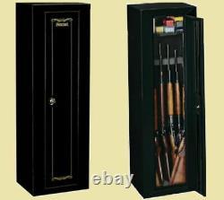 NEW GUN SAFE CABINET 10 Rifles Security Storage Locker Shelf Rack Shotgun Pistol