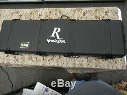 Pelican Storm Case with Wheels 3 Pc Foam Fits 48 Guns rifle storage Black (769)