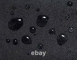 Shotgun Storage Bag Truck UTV Rifle Case Double Hunting 2 Gun Black Bag Carrier