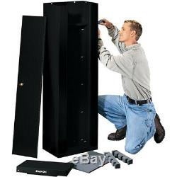 Stack-On GCB-8RTA Security Plus 8-Gun Ready to Assemble Storage Cabinet