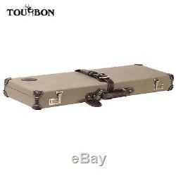 Tourbon Gun Case Box Safe Storage Shotgun Lockable Hard Case Cabinet 32