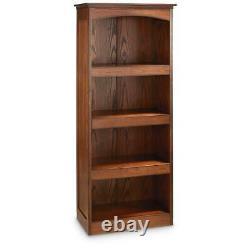 Wooden Gun Concealment Bookcase Shelf Safe Weapon Storage Pistol Handgun Drawer
